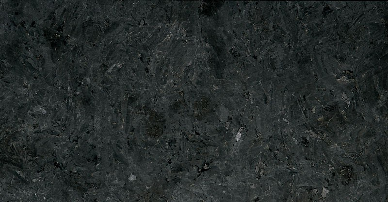 Polished Black Granite Texture