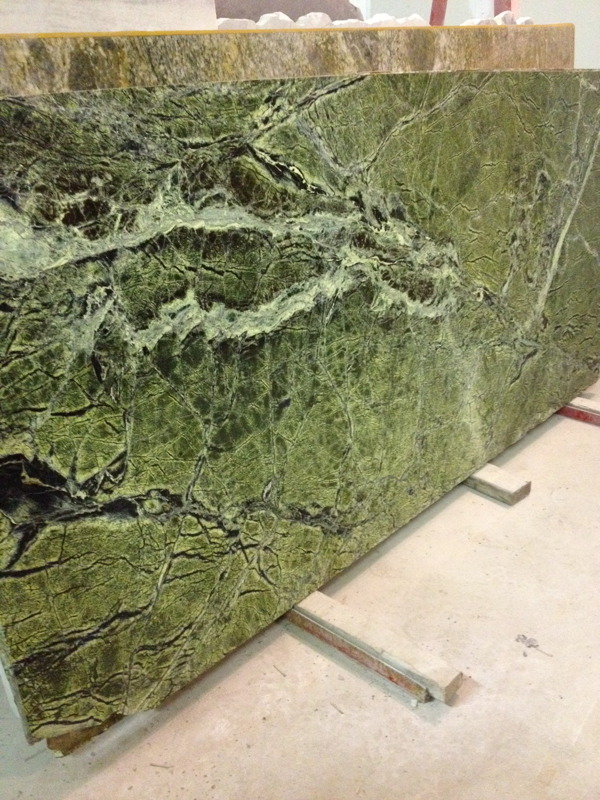 Green Marble Slab : Marble and granite counters by marco jette llc